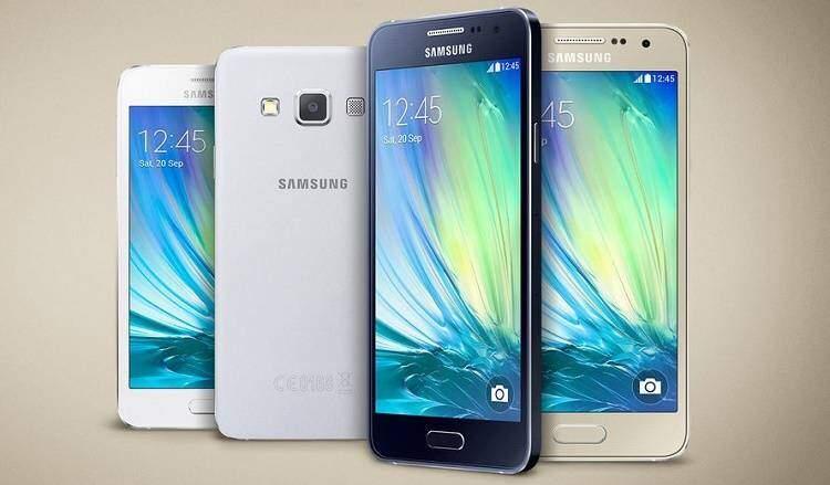 Samsung Galaxy A3 proposto nuovamente in offerta su ebay a 199€