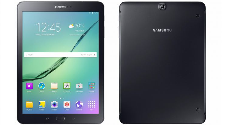 Samsung Galaxy Tab S2: arriva Android 6.0 Marshmallow