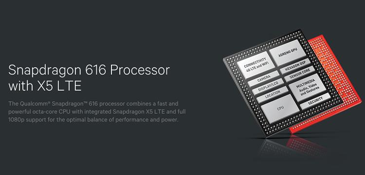 Snapdragon 616 al debutto con Huawei G8