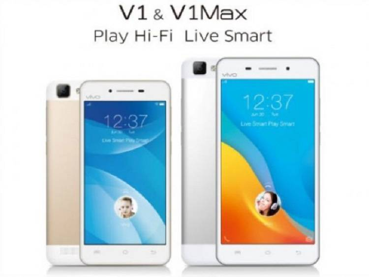 Vivo V1 e Vivo V1 Max, arrivano nuovi smartphone Android