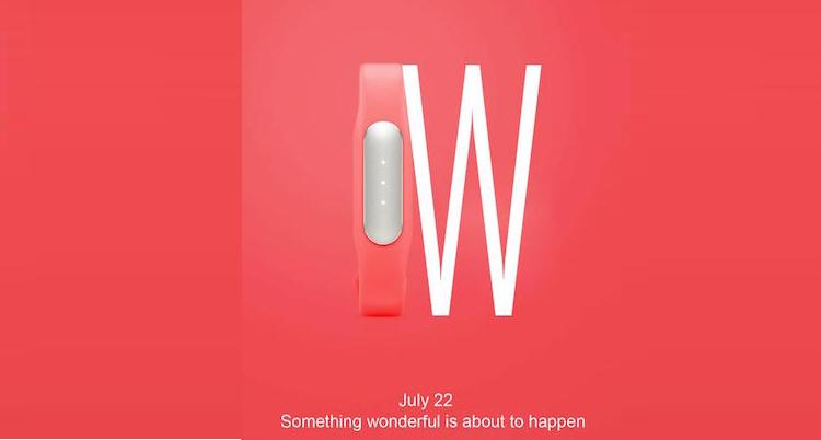 Xiaomi Mi Band di seconda generazione: ufficiale domani?
