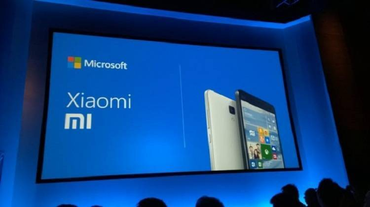 Xiaomi con Windows 10, arrivano conferme