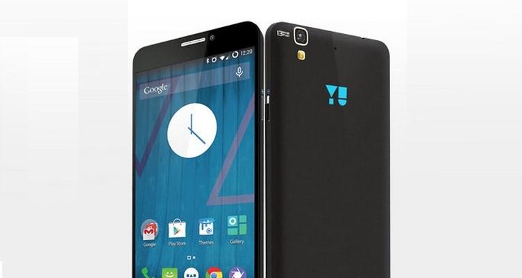 Yureka Plus, smartphone con display 5.5″ FHD e Cyanogen OS