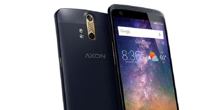 ZTE Axon, presentato il top di gamma solo per gli USA