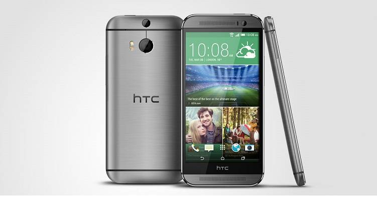 HTC One M8 Eye, E8 e Desire Eye: primo aggiornamento a Marshmallow