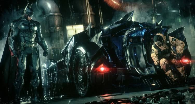 Batman Arkham Knight: 1989 Movie Batmobile Pack disponibile
