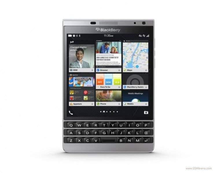 BlackBerry Passport Silver Edition rilasciato ufficialmente oggi!