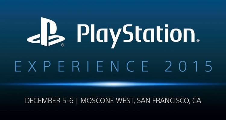 Playstation Experience.