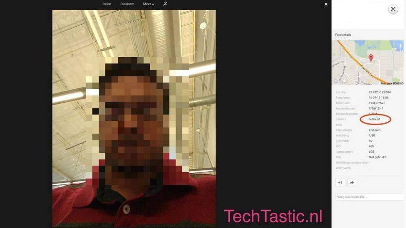 Nexus 5 2015: confermata la fotocamera frontale da 5MP