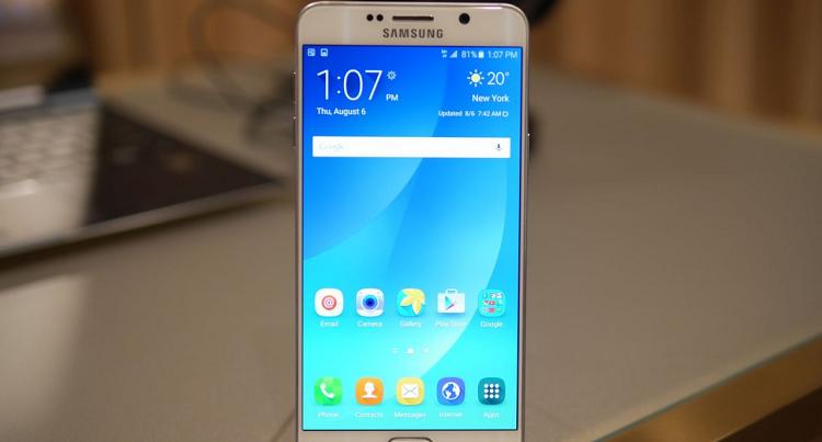 Galaxy Note 5 Active con batteria da 4100 mAh: forse a Novembre