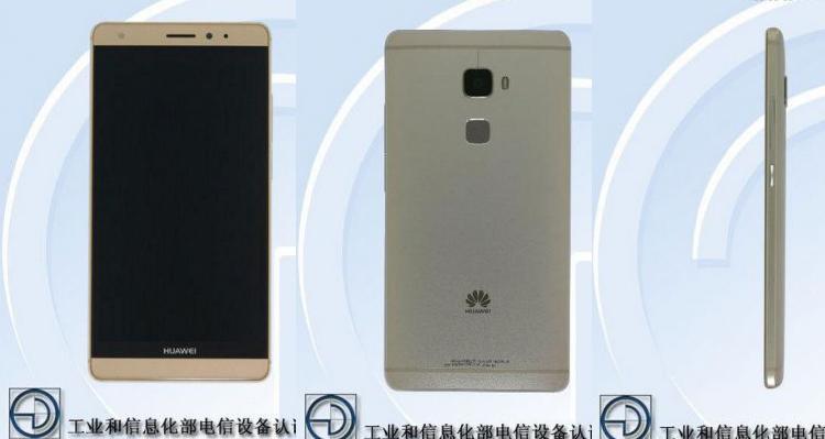 Huawei CRR-UL00 certificato: si tratta del Mate 7S?