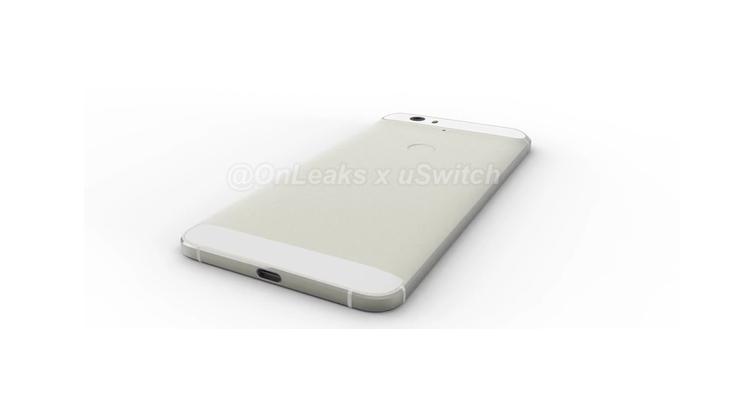 Huawei Nexus 6 2015 in un render: sarà davvero così?