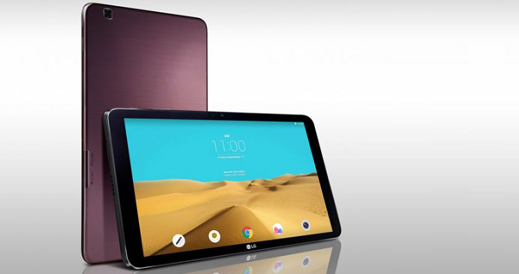 LG G Pad II, presentazione a IFA 2015 con Snapdragon 800