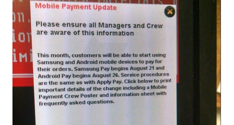 Android Pay, ci siamo quasi: lancio atteso per dopodomani