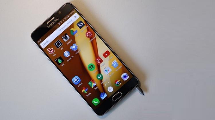 Samsung Galaxy Note 5: pronto per l'Europa già da Gennaio?