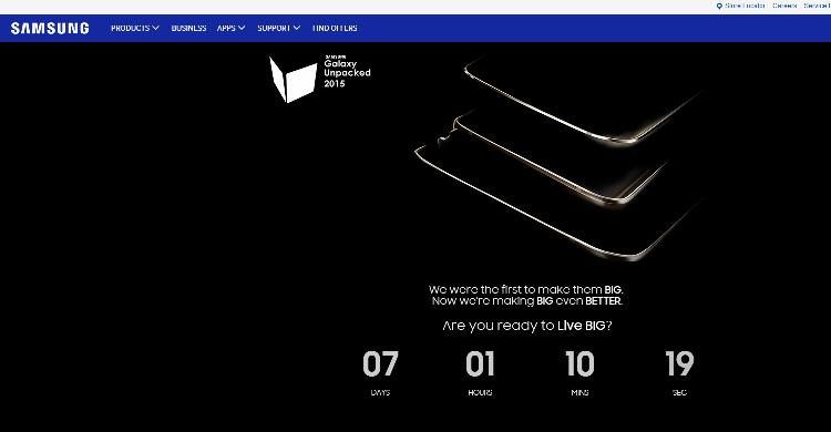 Samsung Galaxy Unpacked: nuovo teaser parla di tre prodotti in arrivo