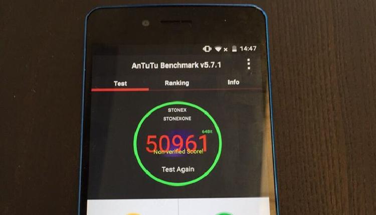 Stonex One su AnTuTu: i risultati dei primi benchmark