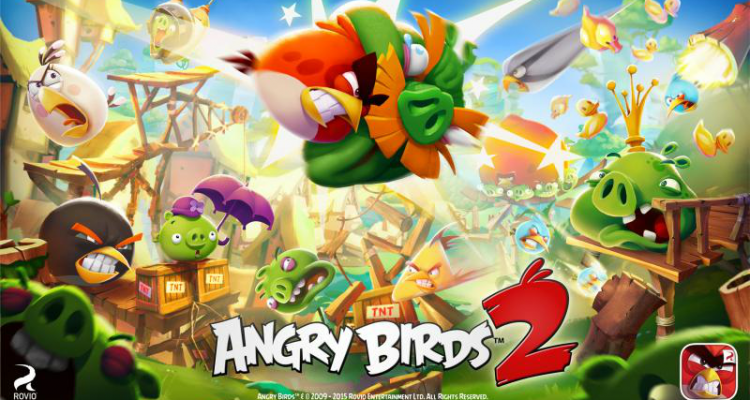 Angry Birds 2: 10 milioni di download in tre giorni