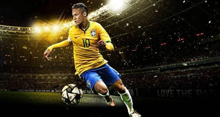 Pro Evolution Soccer 2016.