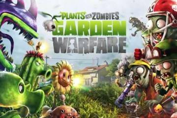 Plants Vs Zombies.
