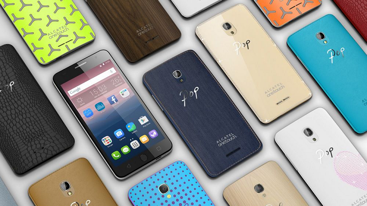 Alcatel a IFA 2015: svelati Pop Up e Pop Star