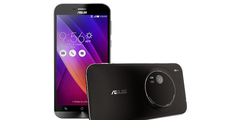 ASUS Zenfone a IFA: i nuovi Deluxe, Laser, Max, Selfie e Zoom