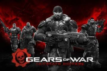 Gears of War Ultimate Edition.