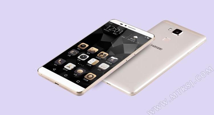 Hasee X60: immagini e specifiche del clone di Huawei Mate 7