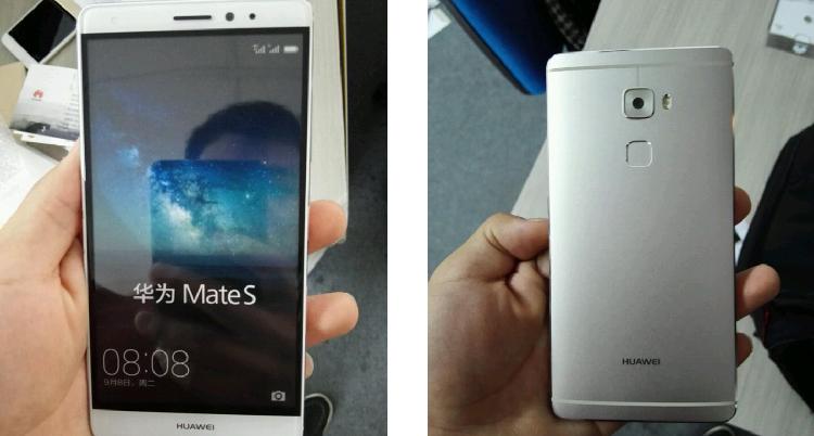 Huawei Mate S dal vivo: scocca e specifiche ormai semi-ufficiali