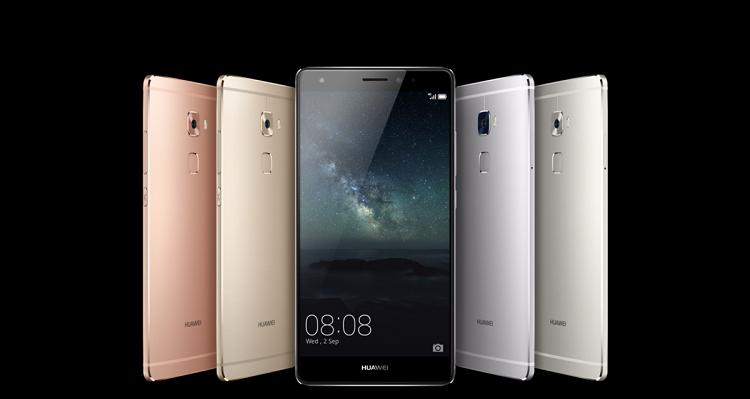 Huawei Mate S è ufficiale: caratteristiche tecniche e prezzi