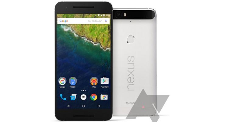 Huawei Nexus 6P appare in una nuova immagine definitiva