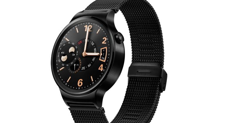 Huawei Watch ufficiale a IFA 2015: prezzi a partire da 399€
