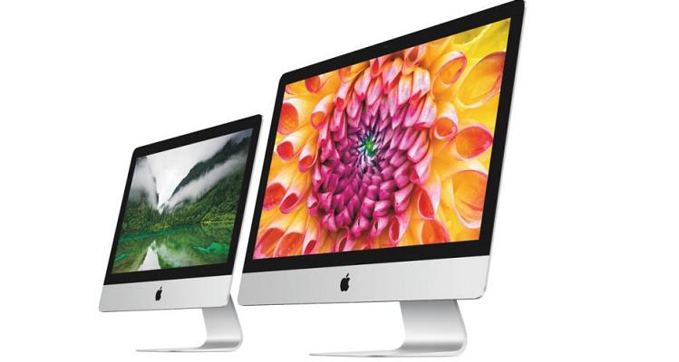 iMac da 21.5 pollici con risoluzione 4K: lancio a fine Ottobre?