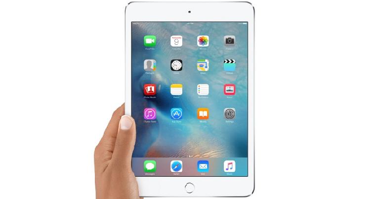 Apple svela iPad Mini 4: caratteristiche e prezzi