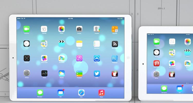 Apple iPad Pro: commercializzazione al via dall'11 Novembre?