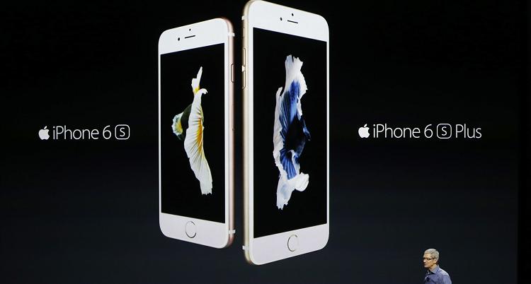 Apple presenta i nuovi iPhone 6S: focus sulle maggiori novità