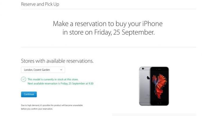 iPhone 6S Plus: è l'ora dei preordini, ma non per l'Italia