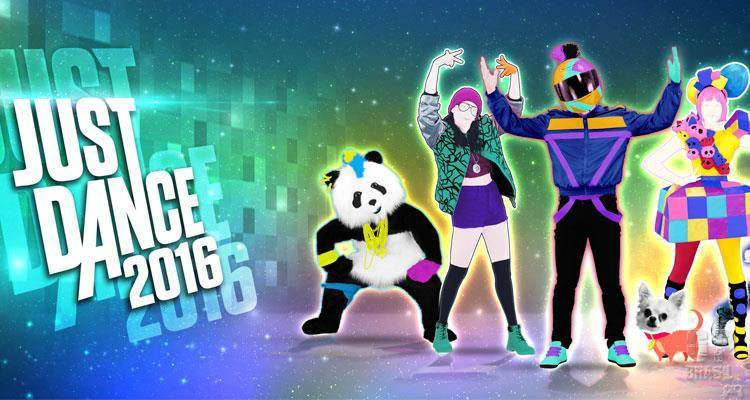 Just Dance 2016.