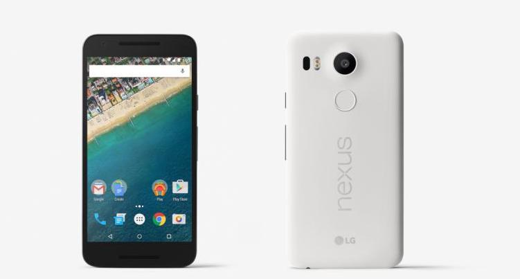 LG Nexus 5X è ufficiale: Google torna sui 5 pollici
