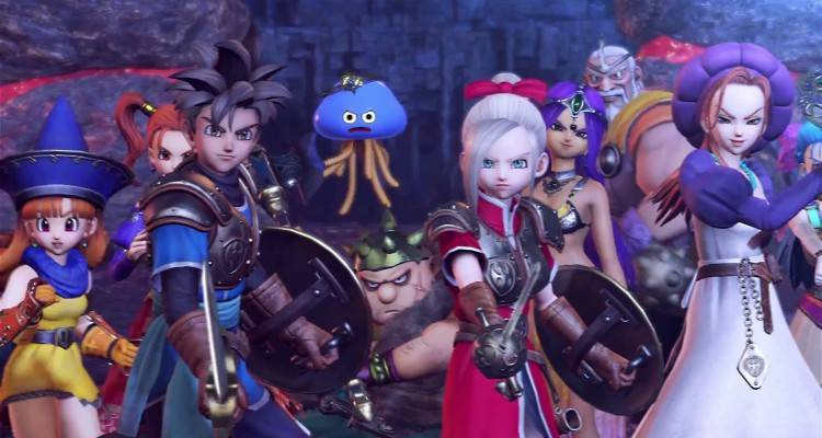 Dragon Quest Heroes.