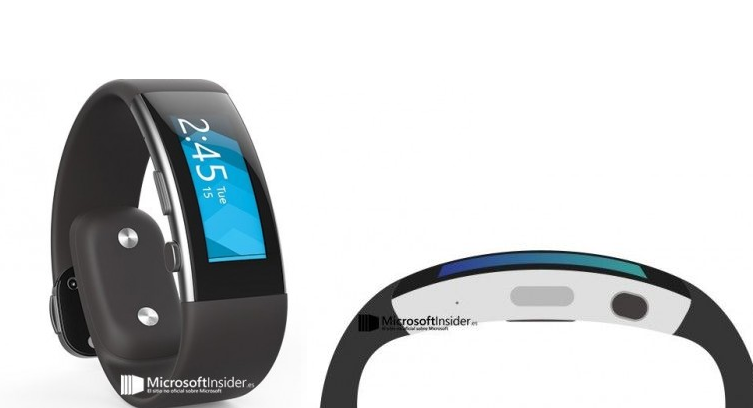 Microsoft Band 2: prime immagini di una nuova smartband!