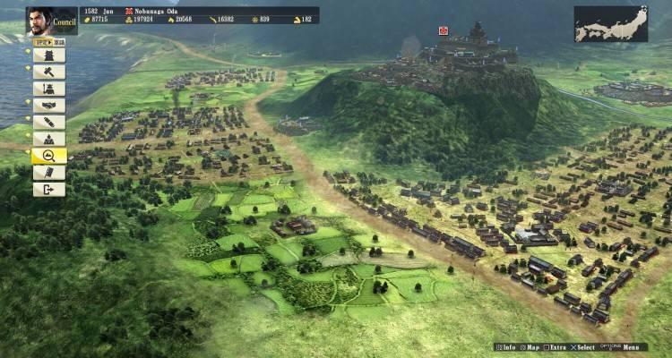 Nobunaga's Ambition: disponibile da oggi