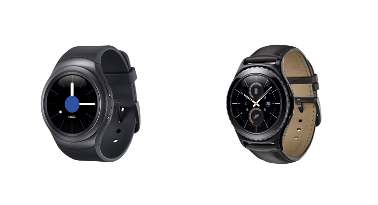 Samsung Gear S2 a IFA: specifiche ufficiali e video hands on