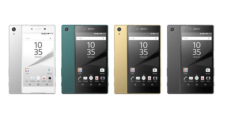 Sony Xperia Z5 arriva in Italia tramite lo store ufficiale