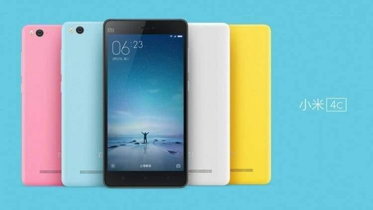 Xiaomi Mi 4C: novità su colori e caratteristiche tecniche!