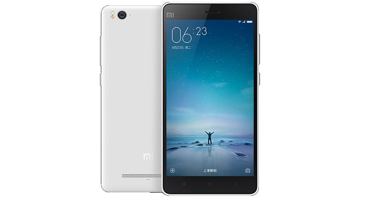 Xiaomi Mi 4C disponibile in Italia: sullo store ufficiale a 289 euro