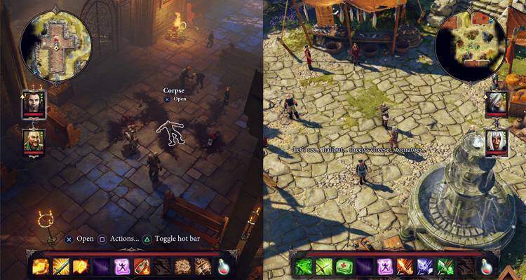 Divinity Original Sin Enhanced Edition esce su PlayStation 4 e Xbox One