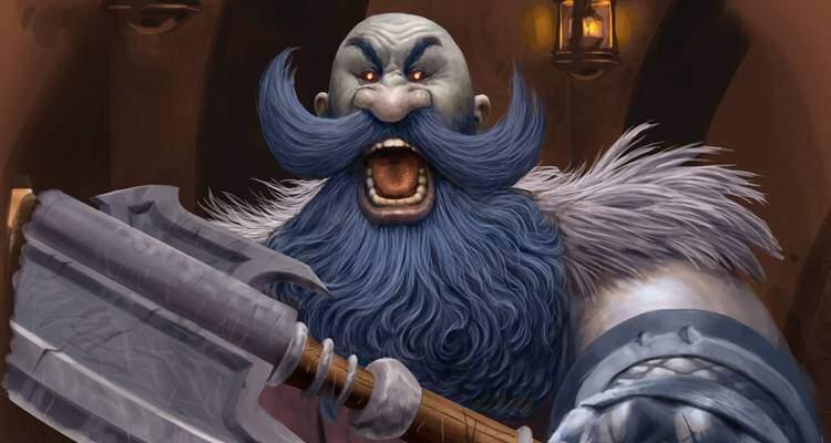 Grim Patron Warrior Hearthstone