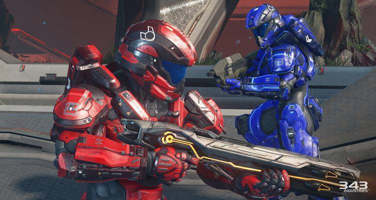 Halo 5 guardians multiplayer pc
