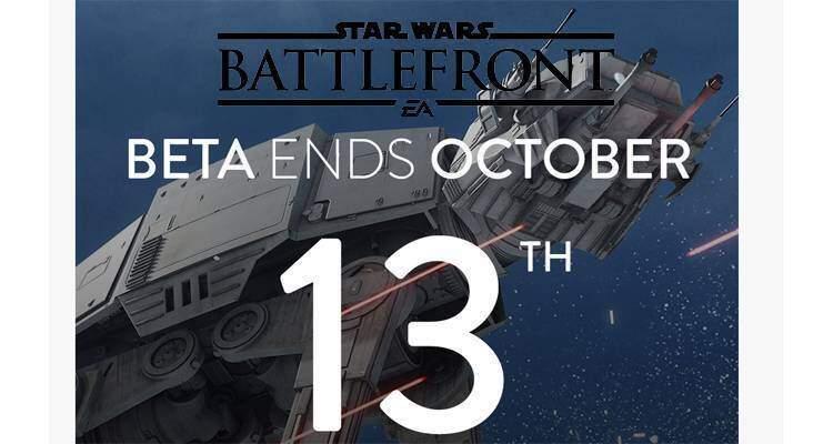 Estesa la beta di Star Wars: Battlefront